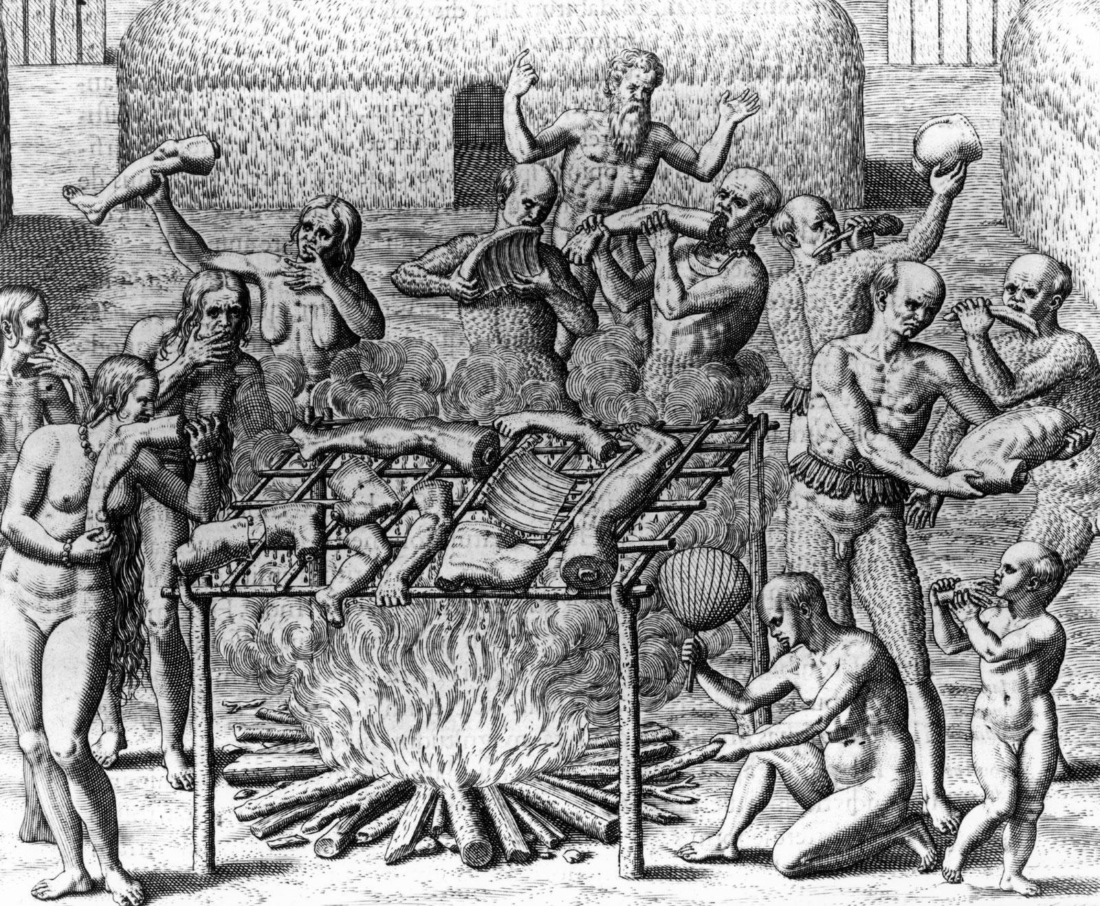 Human Cannibalism
